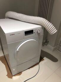 Bosch Classixx WTA74200GB Sensor Vented Tumble Dryer, 7kg