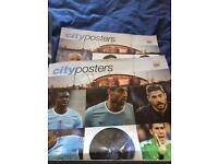 Manchester City Programmes & Posters