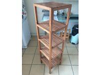 Ikea Molger 5 Shelf Unit