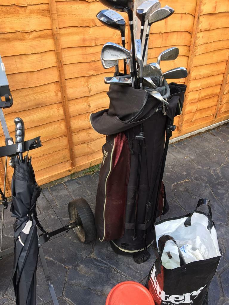 Golf Clubs John Daly In Manchester Gumtree