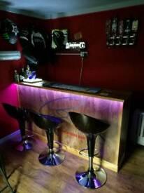Drinks bar/man cave novelty