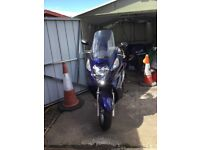 Mint condition Honda silverwing for sale