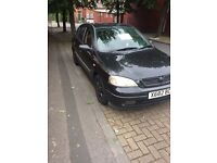Vauxhall astra 1.8 petrol drives excellet