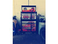 Mac Tools Select Series Ford Mexico Special Edition Toolbox
