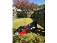 Sanli petrol lawn mower for sale. LSP 480 model.