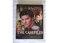 Buffy-related book - Angel - The Casefiles Volume 2 - First Edition large format paperback