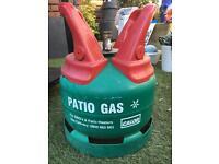 Full 5kg patio gas