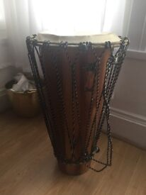 African/Moroccan Drum ( BRAND NEW)