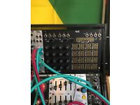 Make Noise Renè - eurorack modular synth sequencer