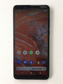 Nokia 3.1 Plus Barely Used(Including proof of purchase)