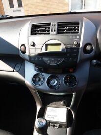 Toyota Rav4 07 plate