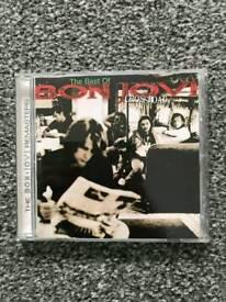 Bon Jovi crossroads CD