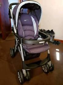 Mamas and papas pushchair and pram