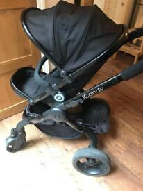 iCandy Peach 3 Buggy in Jet Black
