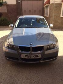 Nice BMW 3 Series Low Millege 64k Diesel 2 Liter , cheap for Sale full Year MOT Manual . 2 Owner.