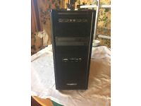 Novatech PC Case incl 8 x DVD Drive and a Card Reader