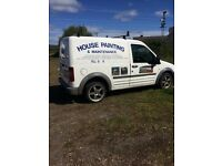 WILL SELL FOR 1000 TODAYFord transit connect van