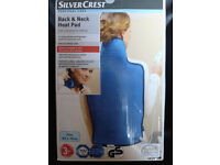 New - Back And Neck Heat Pad - 100w - 3 temperature settings - Auto power off - Machine Washable