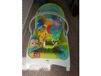 Fisher Price Baby Rocker/Bouncer Chair