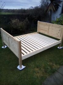 Newly made 5ft Bed