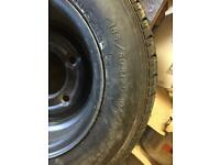 Land Rover Defender wheels & tyres