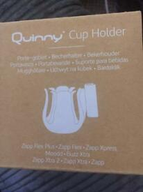 Quinny cup holder