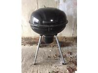 Large kettle BBQ