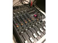 Mackie pro fx8 mixer with usb