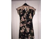 Brand new girls River island dress age 12Years