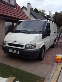 Ford Transit 280 SWB Diesel 2006 Low Mileage very good condition