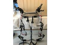3 mount bike rack. Halfords