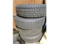 Peugeot Alloy Wheels And Tyres 195x65x15