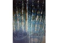 Quantity of PVC coated Wire Garden Fencing Approx 25ft