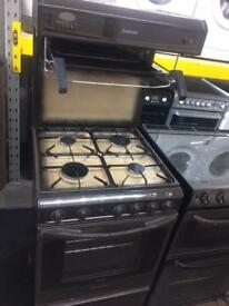 Brown cannon 55cm eye level gas cooker grill & oven good condition with guarantee bargain