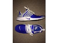 Nike presto size 9