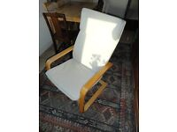 IKEA 'POANG' armchair