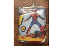 Spider-Man costume (child 5-6yrs)