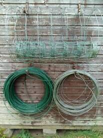 Straining Wire and Fencing.