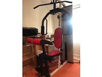 Multi exercise gym station