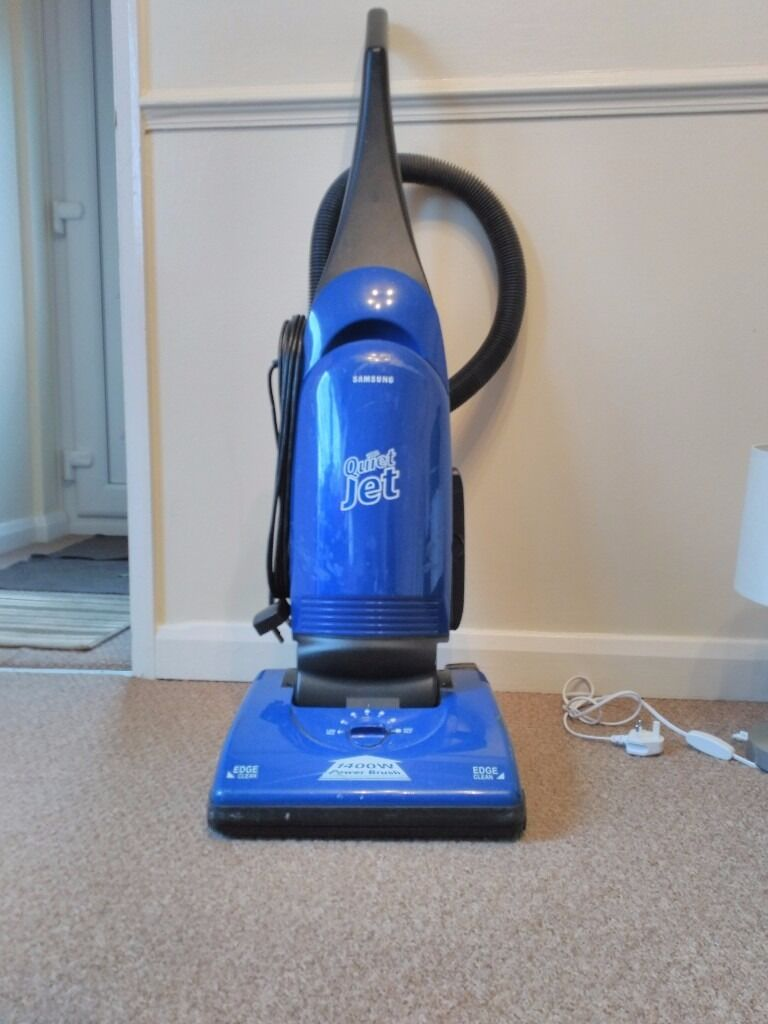 Samsung Quiet Jet Upright Vacuum 1400w