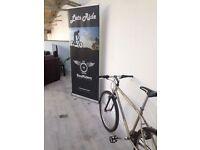 Kona Hahanna Race Light Mountain Bike Very Original Retro