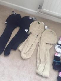 Gloves, Hat Scarf, Ear muffs!!!