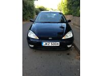 Ford Focus 1.6 Ghia 2002 New Mot Bargain