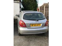 2003 Nissan Almera, excellent bodywork, clean inside/out, possible gearbox issue