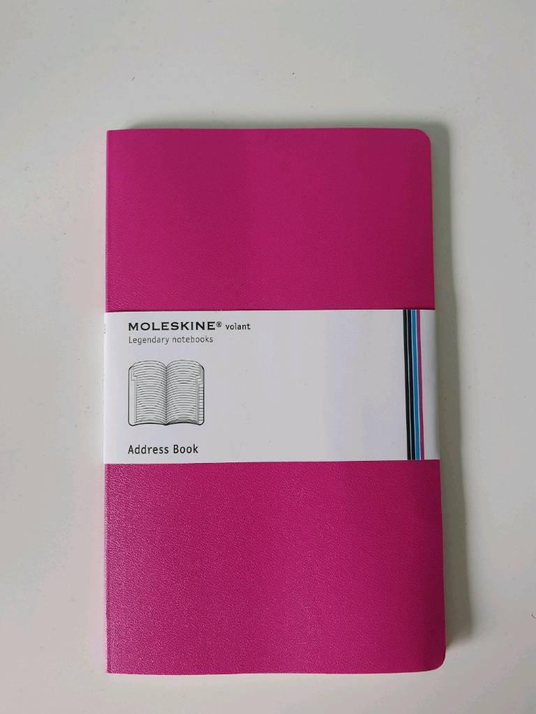 moleskine tabbed address book in cambuslang glasgow gumtree