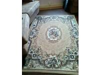 Very large quality rugs x 2 £15 each