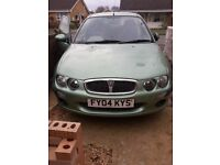 1.4 Rover 25 2004 LOW MILEAGE