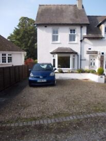 Beautiful cottage in Llanrhos, North Wales close to Llandudno and Conwy. Secluded from road.