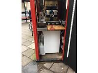 Mini coffee/Shop Sandwiches Kiosk