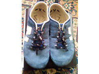 Denim Blue Merrell Perfomance Footwear Size 10.5